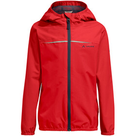 VAUDE Turaco Jacket II Kids, mars red